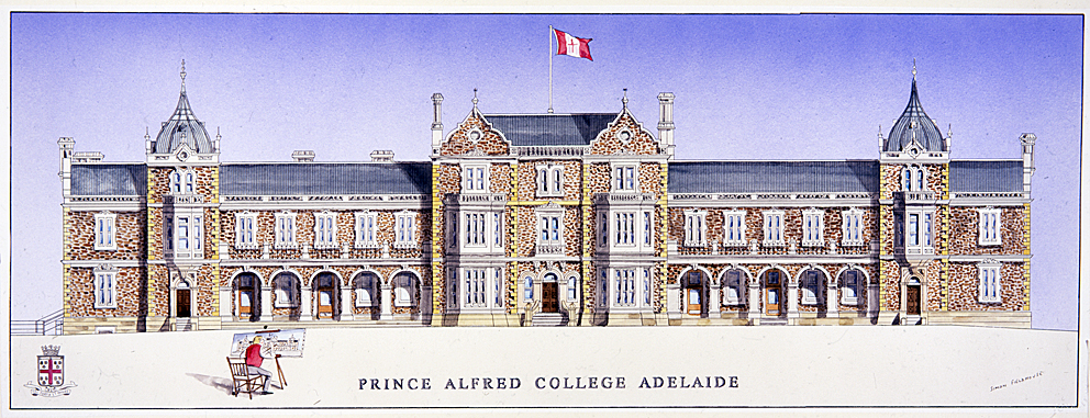 Prince Alfred College - Adelaide
