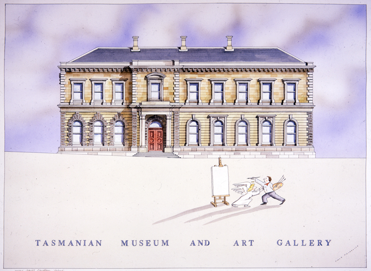 Tasmanian Museum and Art Gallery