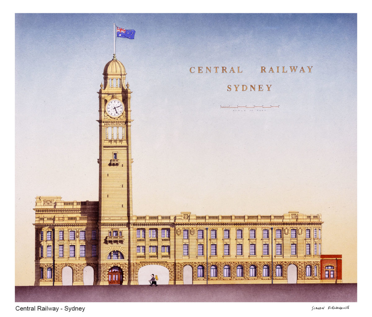 Central Railway Station Sydney