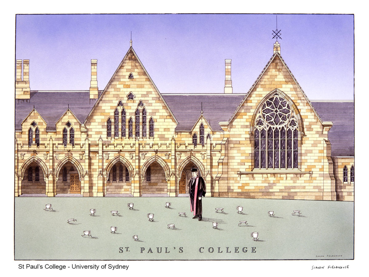 St Paul's College -The University of Sydney