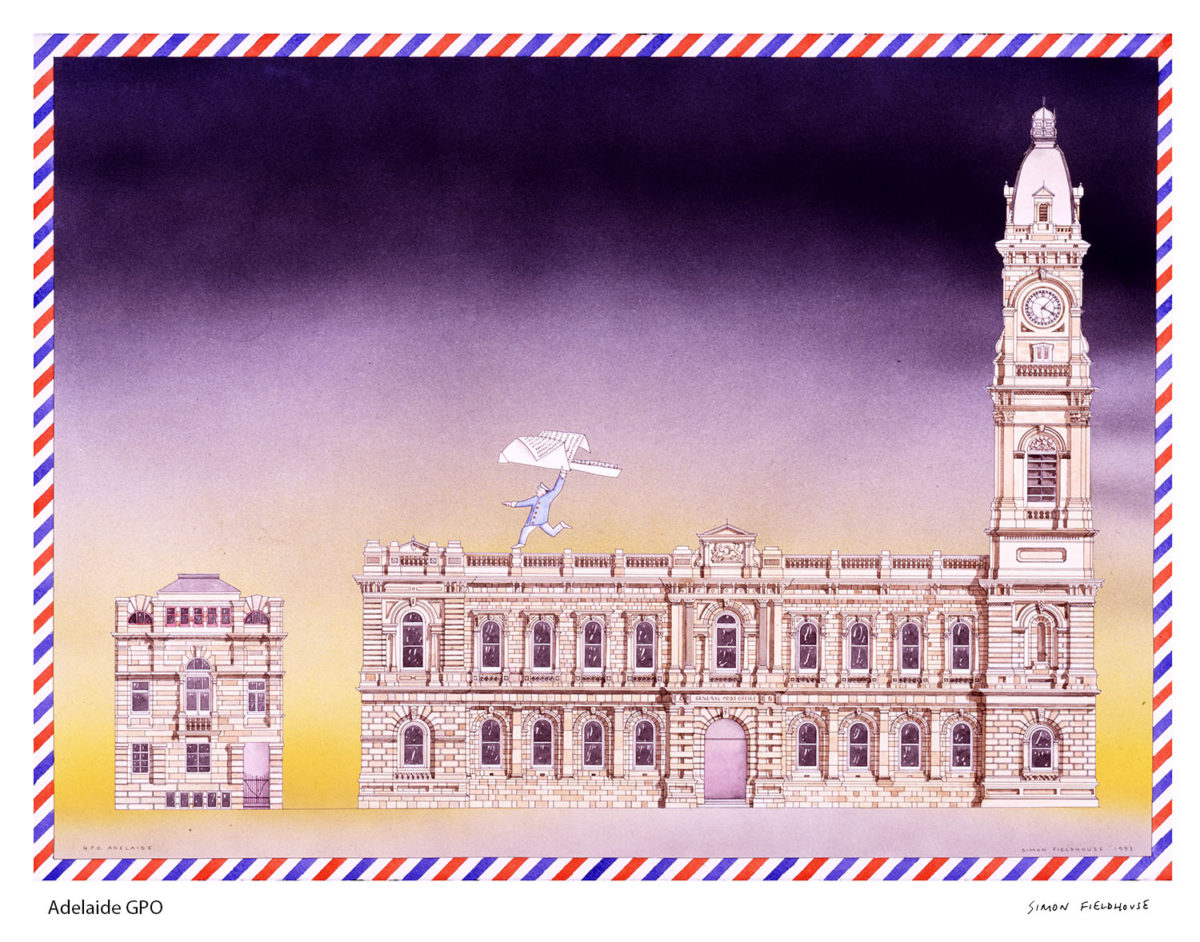 Adelaide General Post Office