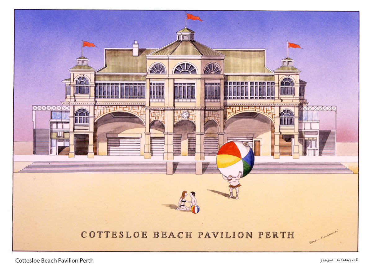 Cottesloe Beach Pavilion Perth