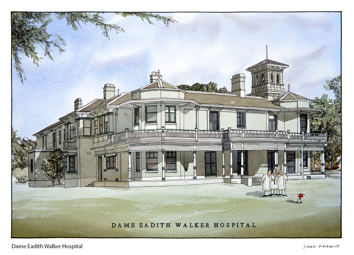 Dame Eadith Walker Hospital