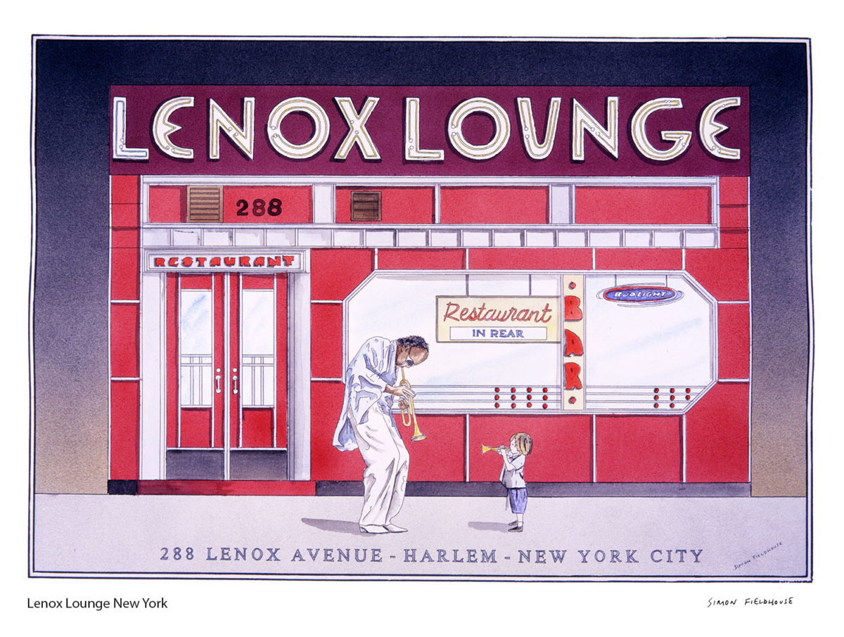 Lenox Lounge New York