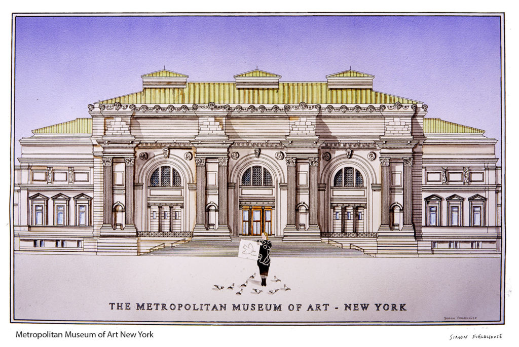 Metropolitan museum art new york simon fieldhouse for Metropolitan mueseum of art