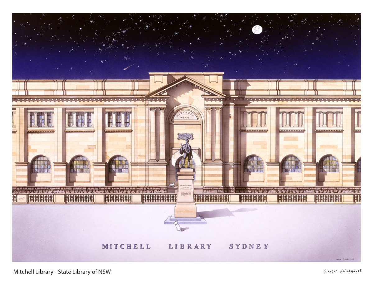 Mitchell Library - State Library of NSW