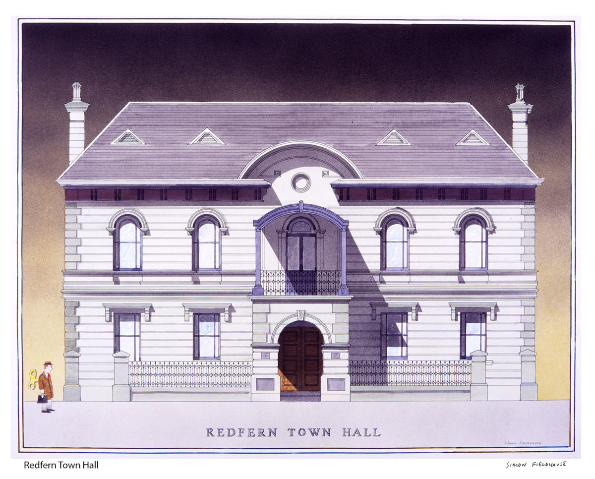 Redfern Town Hall