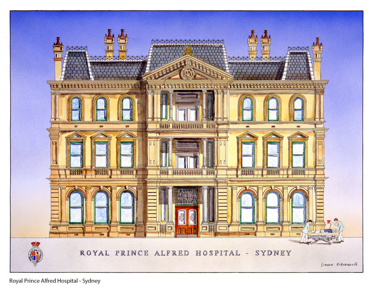 Royal Prince Alfred Hospital RPA Sydney