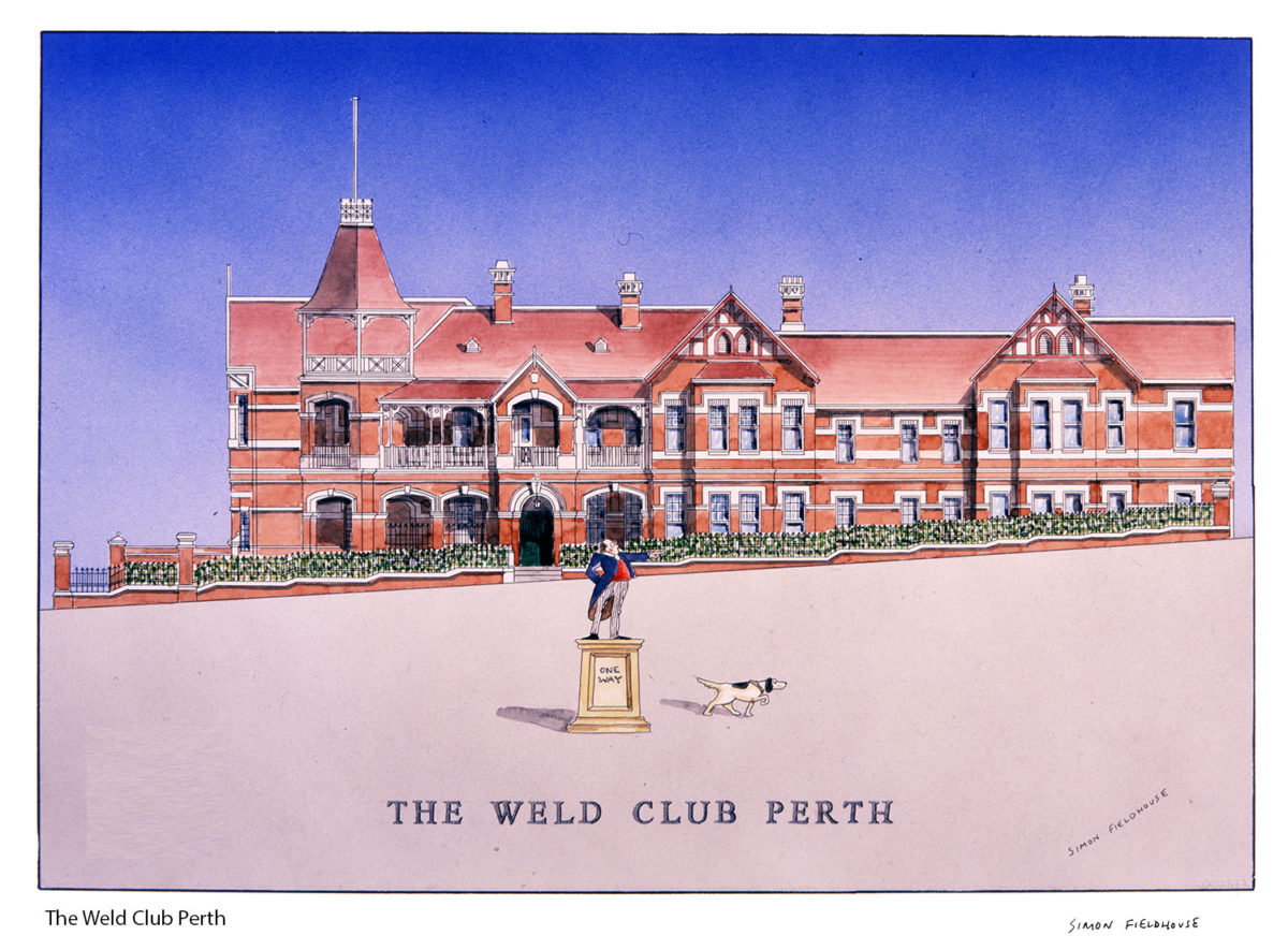 The Weld Club Perth