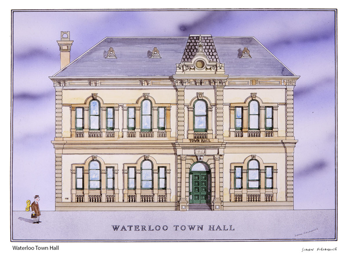 Waterloo Town Hall