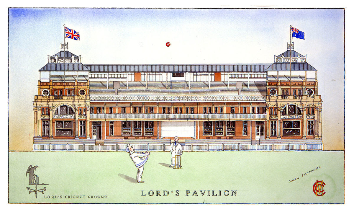Lord's Cricket Pavilion