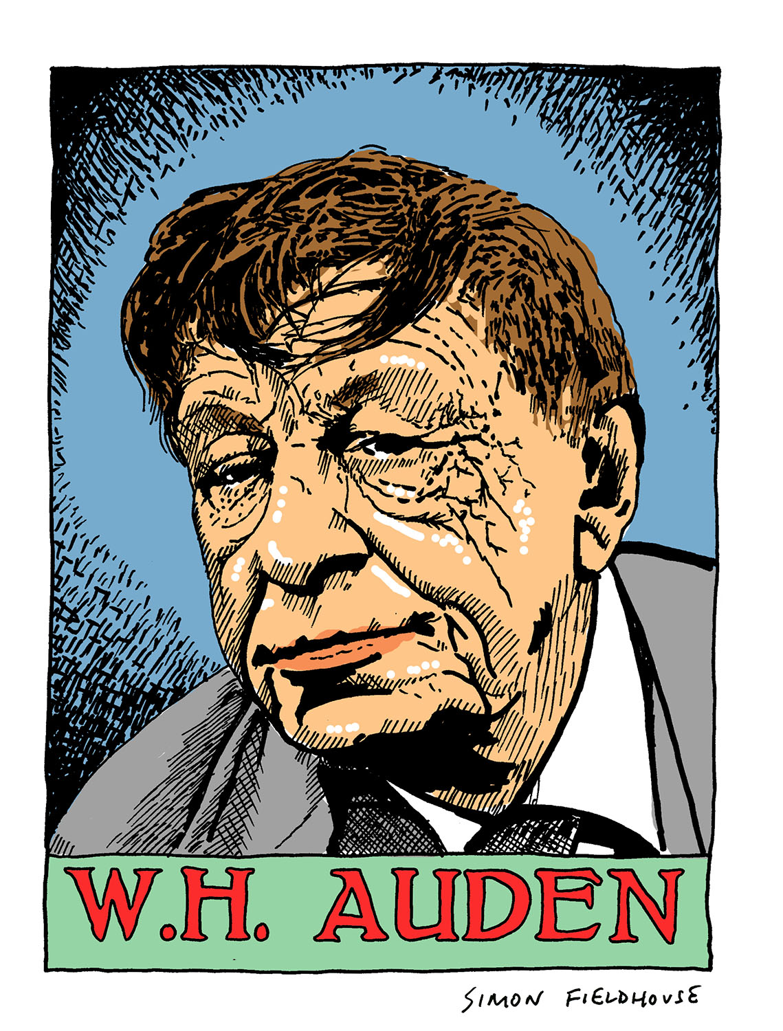 w h audens september 19th 1939 It was the middle of september w h auden miranda my dear one is mine as mirrors are lonely, as the poor and sad are real to the good king.