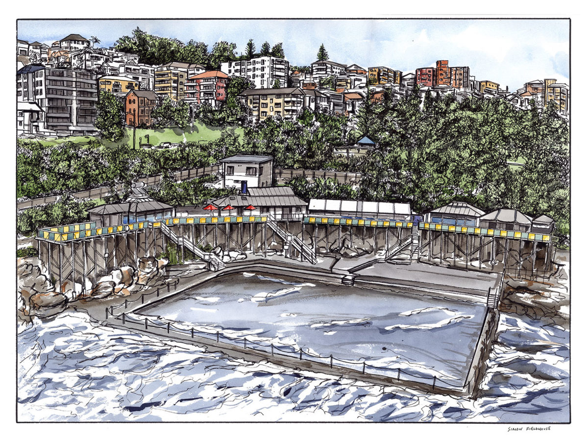Wylie's Baths Coogee
