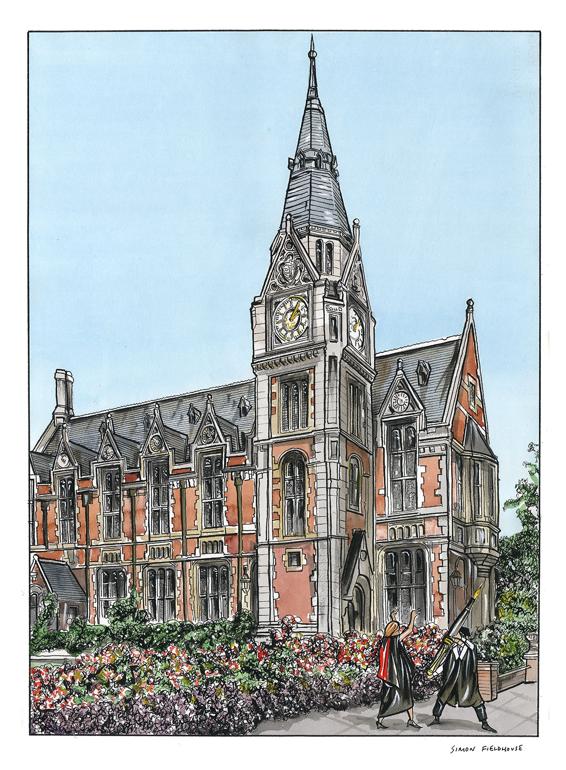 Pembroke College University of Cambridge